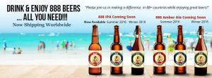 888 Beers