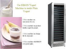 80L Commercial Yogurt Machine