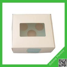 Square shape cheap cupcake boxes wholesale,cupcake muffin boxes,cupcake boxes for sale wholesale