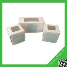 Hot selling cupcake muffin boxes,cupcake boxes ,clear plastic cupcake boxes packaging