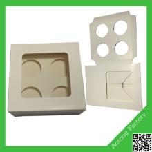 Copy of Copy of New shape charm  custom   made  mini cupcake boxes for sale wholesale