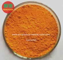 Chinese natural yellow pigment producer curcumin for food coloring