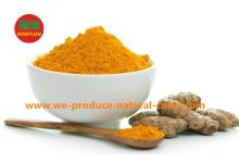 Natural yellow pigment expoter curcumin