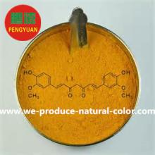Chinese natural yellow colorant company water soluble curcumin