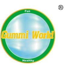 Caffeine Vitamin Gummi Candy (High Fiber, 0 Calories)