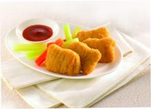 vegetarian chicken nuggets/vege meat