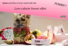 natural sweet packet/ sugar substitute /monk fruit sweetener
