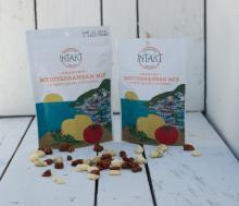Intakt Snacks dried cheese (Mediterranean flavor)