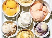 Artisan ice-cream