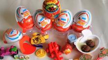 Original Ferrero Kinder Surprise, Kinder Joy, Kinder Buenos, Chocolate