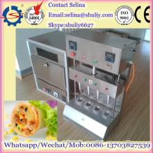 China supplier pizza cone making machine/pizza cone equipment for sale