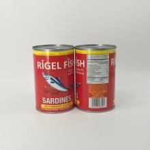 CANNED MACKEREL TOMATO PASTE