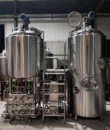 1000L craft beer brewing equipment