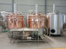 beer  brewing equipment, conical  beer   fermentation  tank