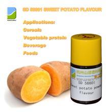 Sweet potato flavor concentrated food flavor powder flavor