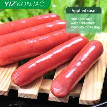 Konjac gum used as food additives