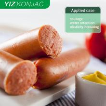 Порошок Конжака, используемый в мясных продуктах