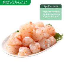 konjac applied in vegetarian products