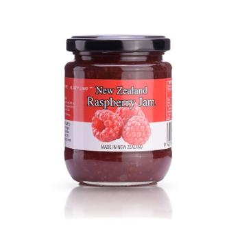 New Zealand Raspberry Jam