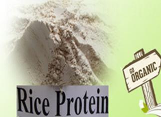Organic rice protein market to surpass $115 million by 2024