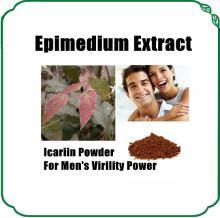 Epimedium Extract powder icariin for male enhancement