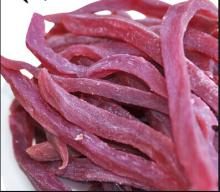 All Natural Dried Sweet Potato Treats for Dogs