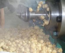 soya chunks machine