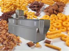 Double screw food Extruder