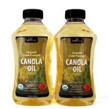 Canola Oil 100% Refined