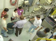 Texturized soybean fiber protein machine