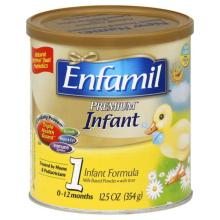 Enfamil / Karicare Infant milk / Cow and Gate / HIPP Organic Infant Milk