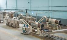 corn flakes making machine,corn flakes production line,corn flakes process machine