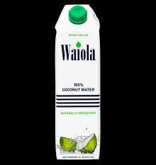 Waiola Natural Coconut Water 1000mL