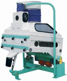 TQSF Gravity Destoner Machine for Grain  Cleaning  Process