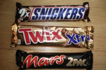 Snickers Mars Twix Milka kit kat chocolate