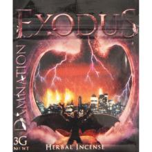 Exodus Damnation Herbal Incense Blend