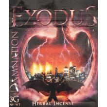 Exodus Damnation Herbal Incense Blend