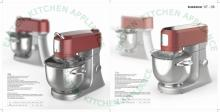 top quality stand mixer with the function of meat grinder pasta maker