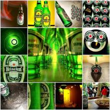 Heinekens lager beer 2, 240 cartons x 24 cans and bottle (330 ml)