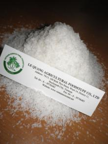 HIGH FAT DESICCATED COCONUT - FINE AND MEDIUM GRADE