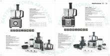 electric CE certificate multifunction kitchen juicer extractor attachment food processor