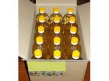 Refined sunflower oil for delivery