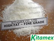 DESICCATED COCONUT - HIGH FAT FINE GRADE