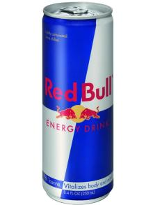 Fresh RedBull Energy drinks