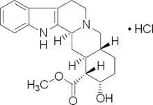 Yohimbine   Hydrochloride  65-19-0