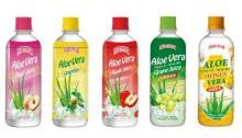 Aloe Vera Natural Juice with Pulp in PET Bottle