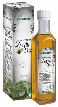 Extra Virgin Olive Oil from Turkey 250 ml Glass Bottle GMP Certified