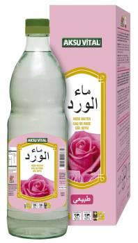 Natural Rose Water Herbal Health Drink