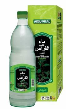 Aromatic Stinging Nettle Water 500 ml Glass Bottle Natural Floral Health Drink