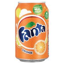 Fanta 330ml Can